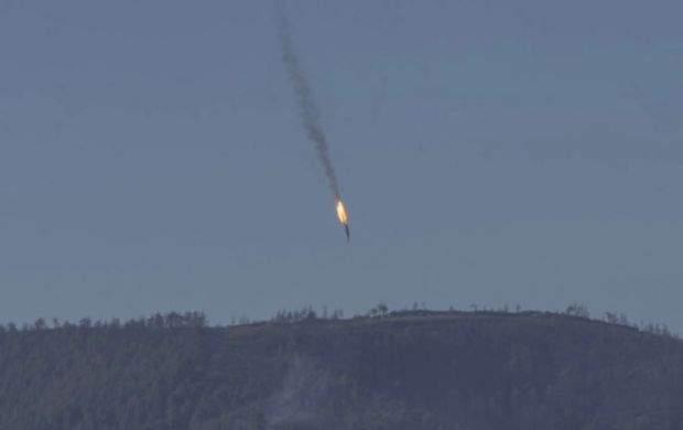В Турции подтвердили арест пилотов, сбивших российский Су-24 в Сирии