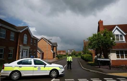 В Британии неизвестный устроил стрельбу, есть жертвы