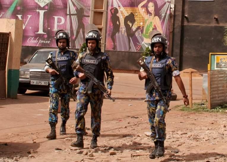 Обострение ситуации в Мали. Террористы атаковали военную базу