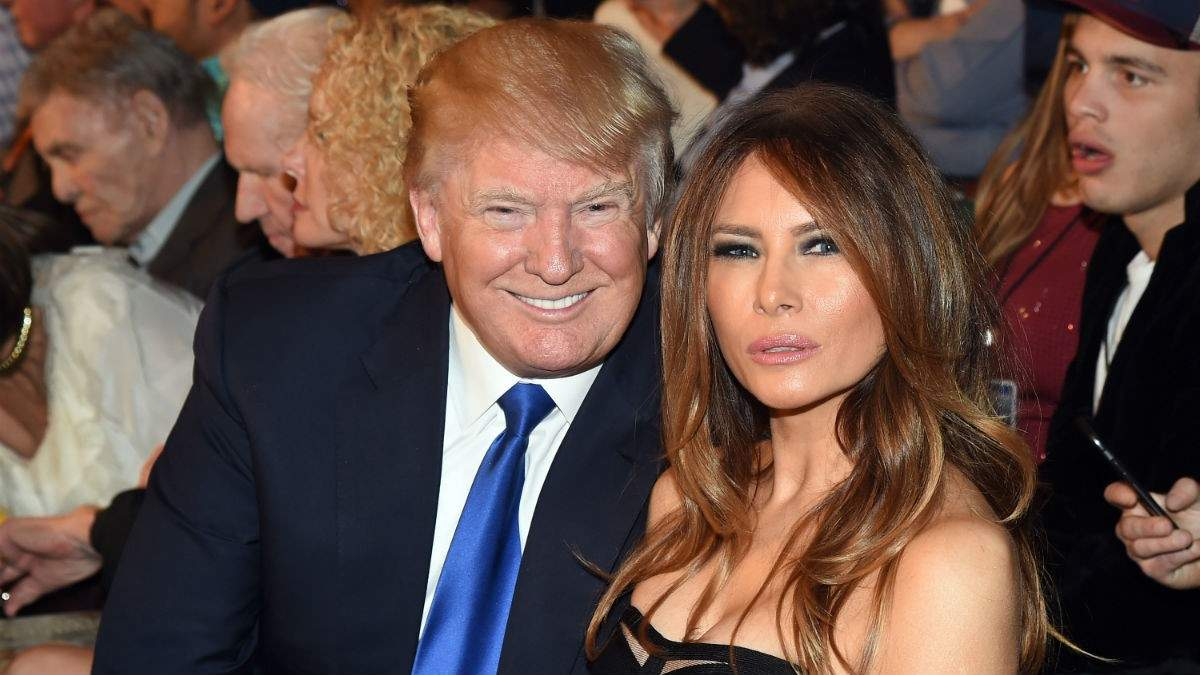 Супругу Трампа уличили в плагиате речи жены Обамы