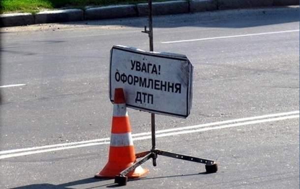 В результате ДТП в Харьковской области пострадали шесть человек