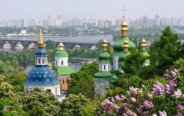 Киев стал самым популярным направлением у российских путешественников