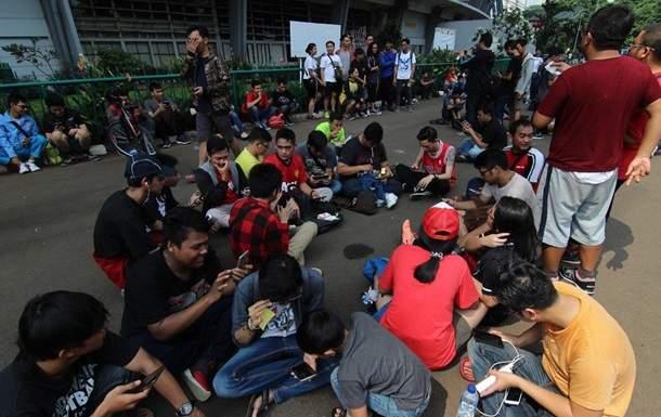 В Индонезии был арестован игрок Pokemon Go
