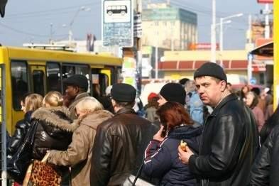 Социологи назвали самый худший вид транспорта по мнению киевлян