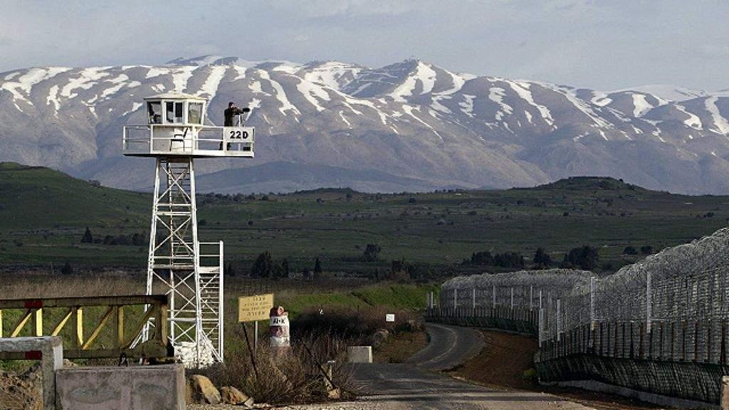 В Израиле был обстрелян погранпост