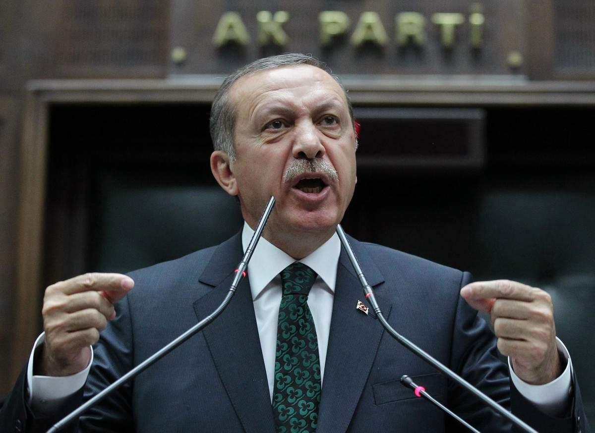 Эрдоган проводит зачистку. Уволены 45 тыс. человек