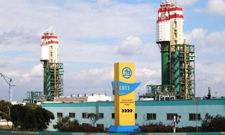 По делу Одесского припортового завода арестованы два человека
