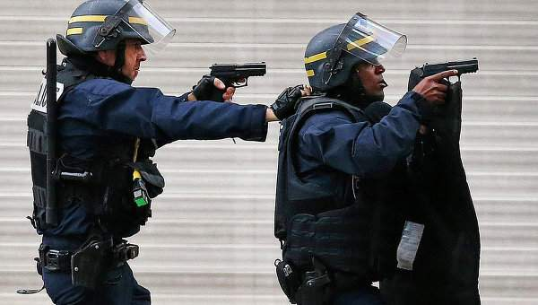 С 2013 года во Франции предотвратили 16 терактов