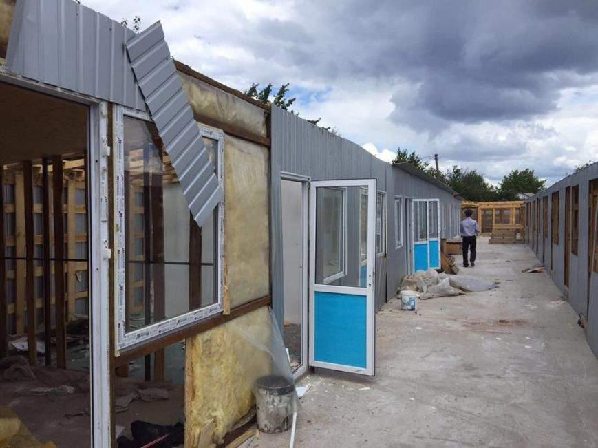 В киевском микрорайоне Жуляны приступили к демонтажу  рынка