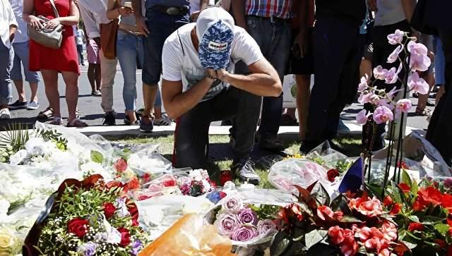 Мужчина торговал вещами с места теракта в Ницце