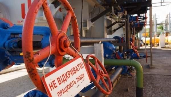 Украина увеличила поставки газа из Словакии до 18 млн. кубов