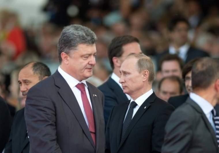 В Киеве призвали Порошенко извиниться перед Путиным