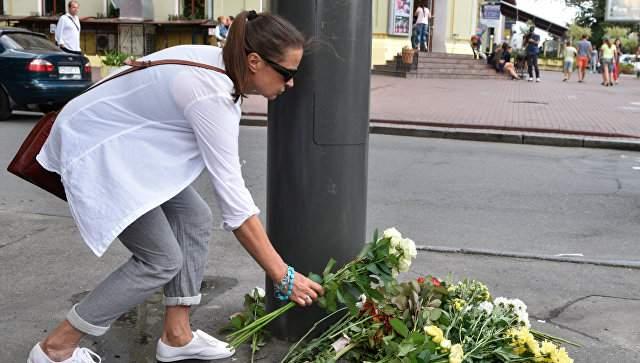 Проспект Правды в Киеве предлагают назвать в честь журналиста Шеремета