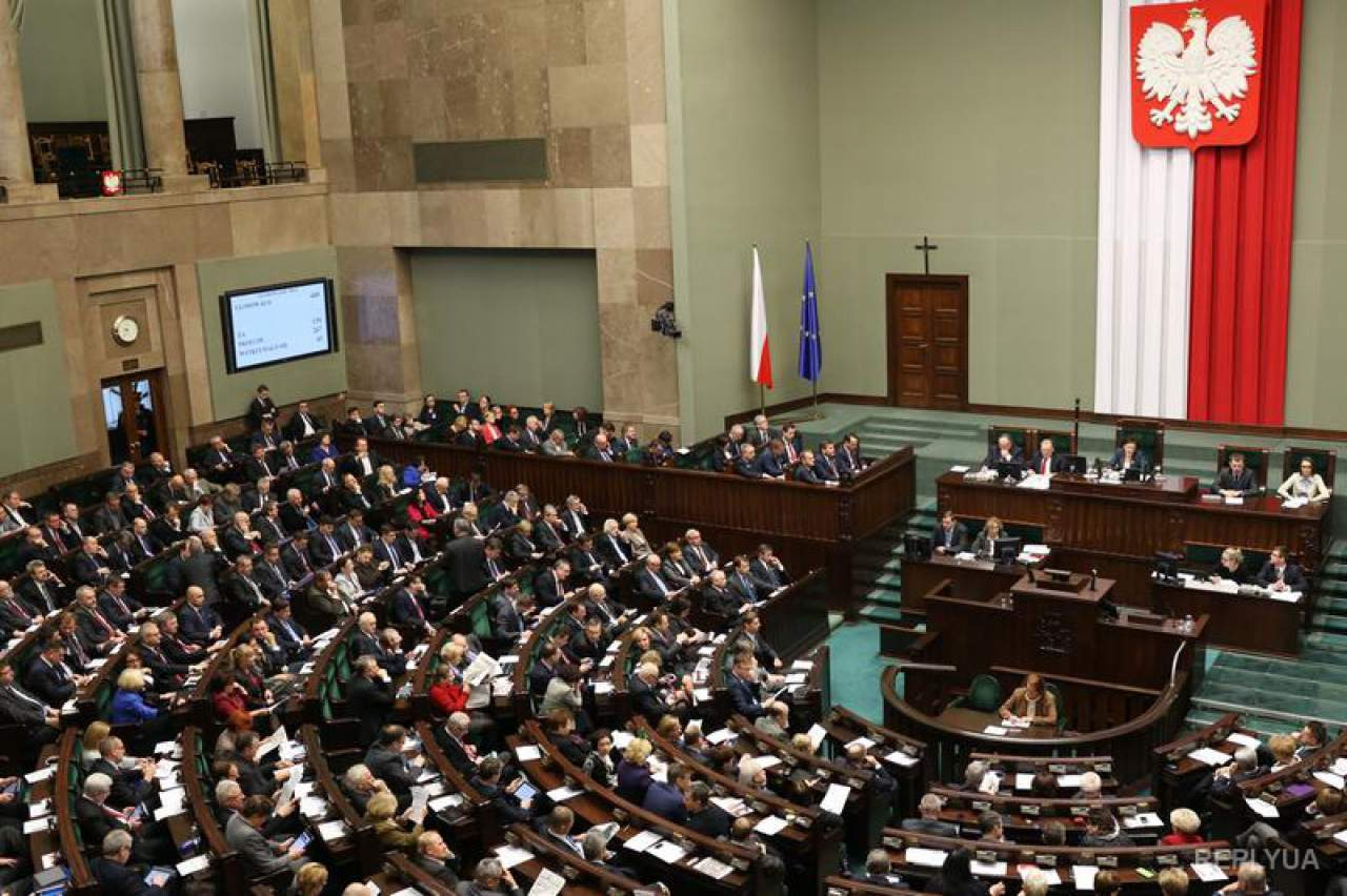 В Польше отправили на доработку постановление о признании Волынской трагедии геноцидом