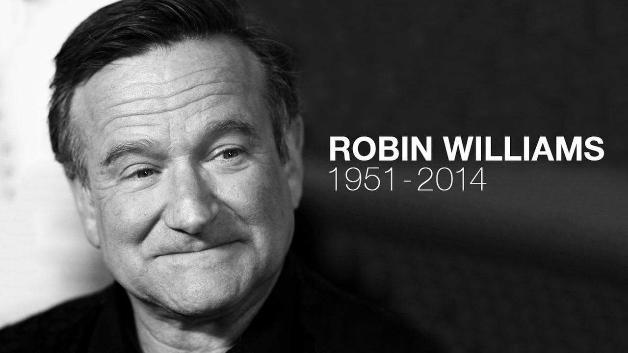 Сегодня родился превосходный комик и гениальный актер Робин Уильямс