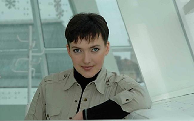 Надежда Савченко рассказала о мужчине своей мечты