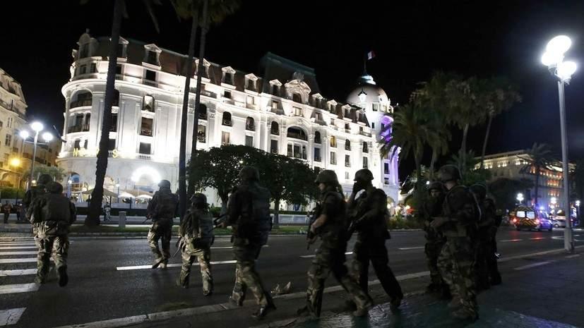 По делу о теракте в Ницце задержали пять человек