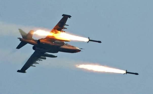 Авиация РФ нанесла удары по базе США в Сирии