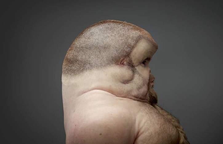 Создан человек-мутант, способный выжить в ДТП