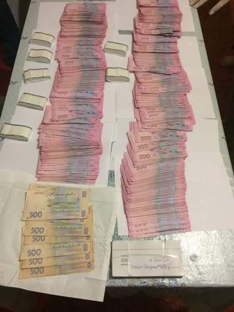 Силовики поймали на взятке прокурора Полтавской области