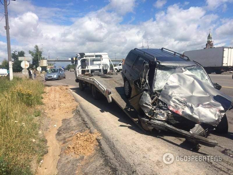 В ДТП на Одесской трассе погибло две женщины