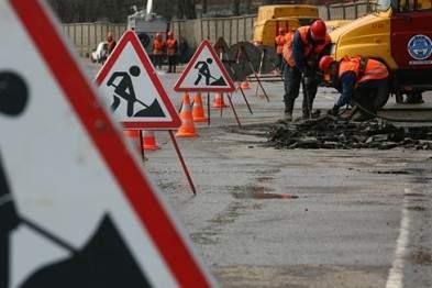 В Киеве на неделю перекроют улицу Вадима Гетьмана