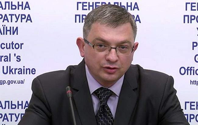 Луценко назначил прокурора Закарпатской области без согласования с Балогой