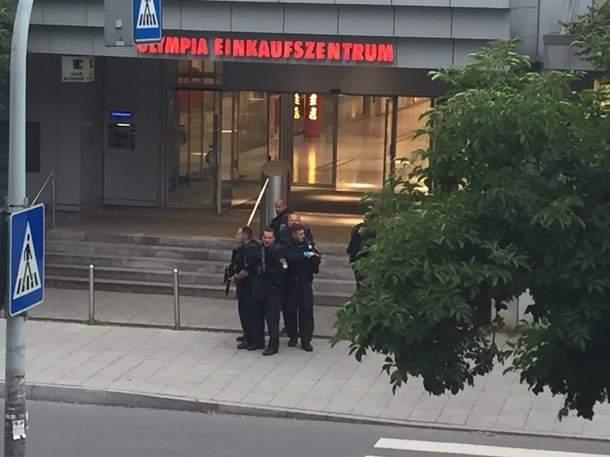 В торговом центре Мюнхена произошла стрельба. Есть жертвы