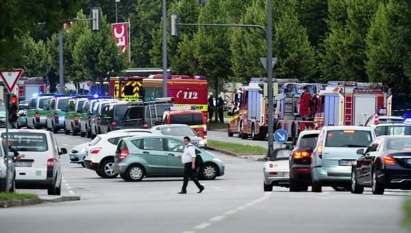 МВД Баварии подтвердило гибель трех человек