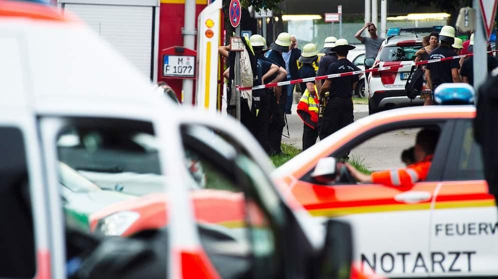 Немецкая полиция сообщает о гибели семи человек в результате стрельбы в Мюнхене