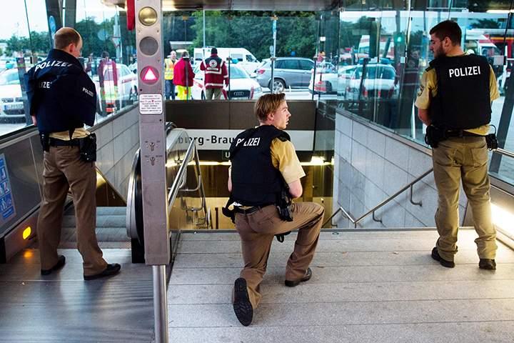 Жертвами стрельбы в Мюнхене стали 10 человек