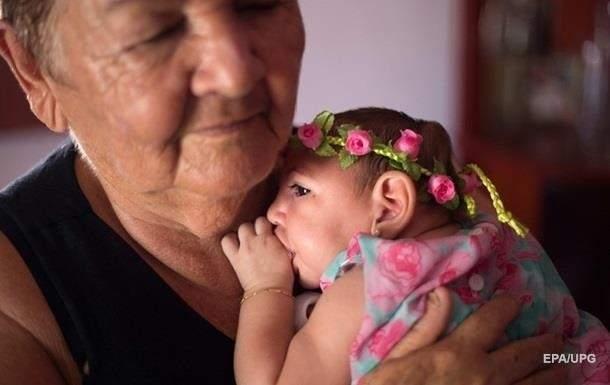В США родился первый ребенок с вирусом Зика