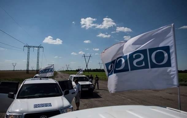 ОБСЕ на Луганщине зафиксировало рост обстрелов