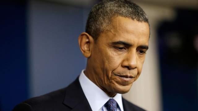 Обама рассмешил журналистов во время речи о теракте в Германии