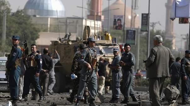 В Кабуле совершён теракт