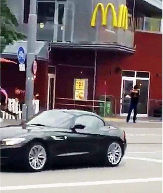 В сети обнародовали фото Мюнхенского стрелка