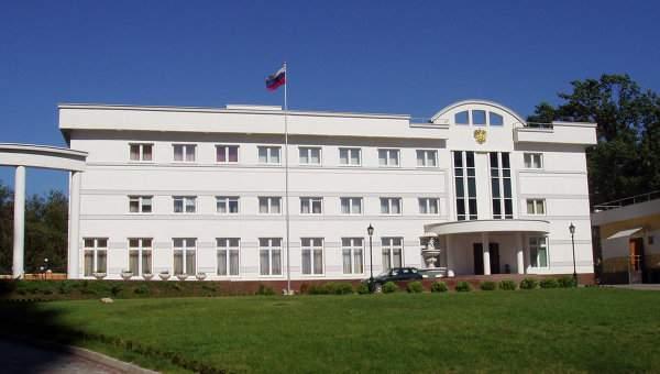 В Одессе проверяют сообщение о минировании генконсульства России