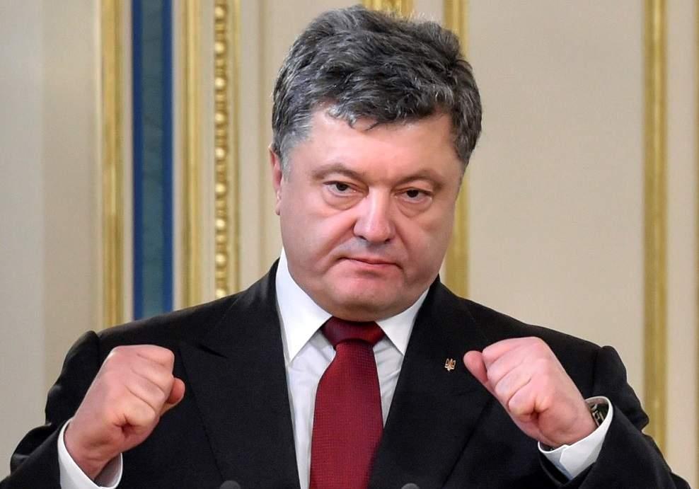 Порошенко освободил управляющего Госуправления делами от исполнения обязанностей