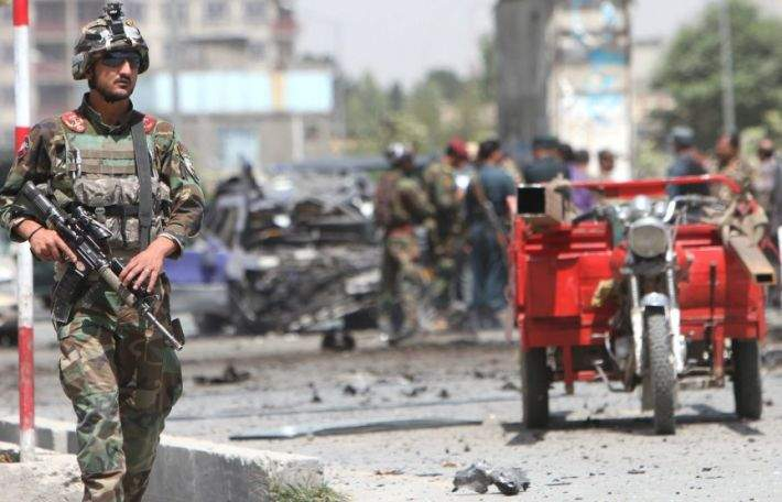 В Кабуле число погибших в результате теракта увеличилось до 61