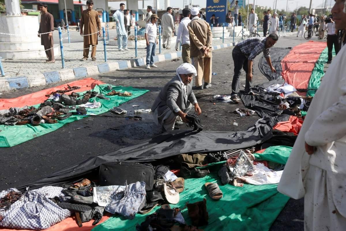 Ответственность за теракт в Кабуле взяли на себя