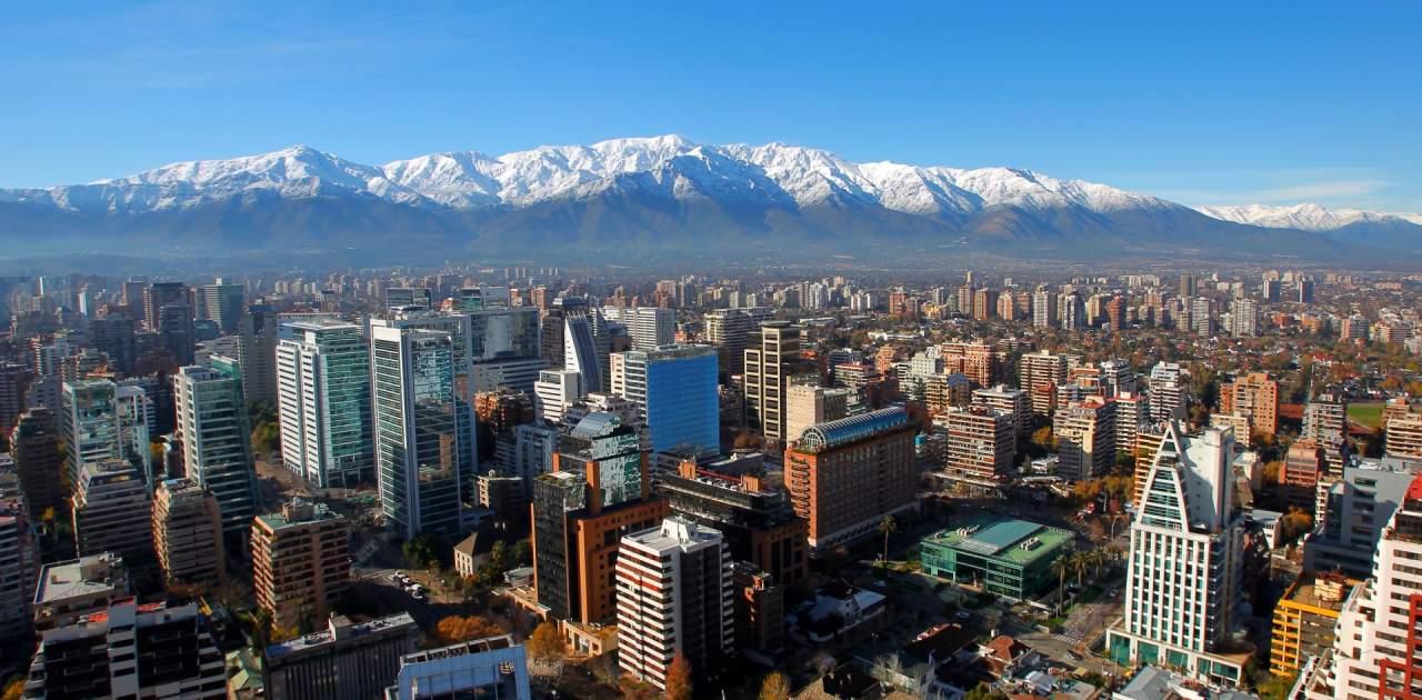 На территории Чили прошло землетрясение