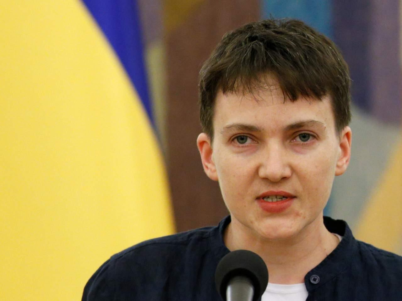 Савченко могут лишить звания Героя Украины