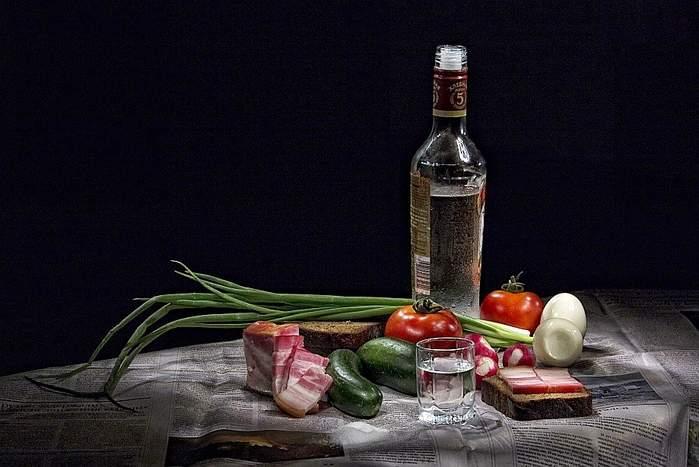 В Украине сокращают производство алкогольных напитков