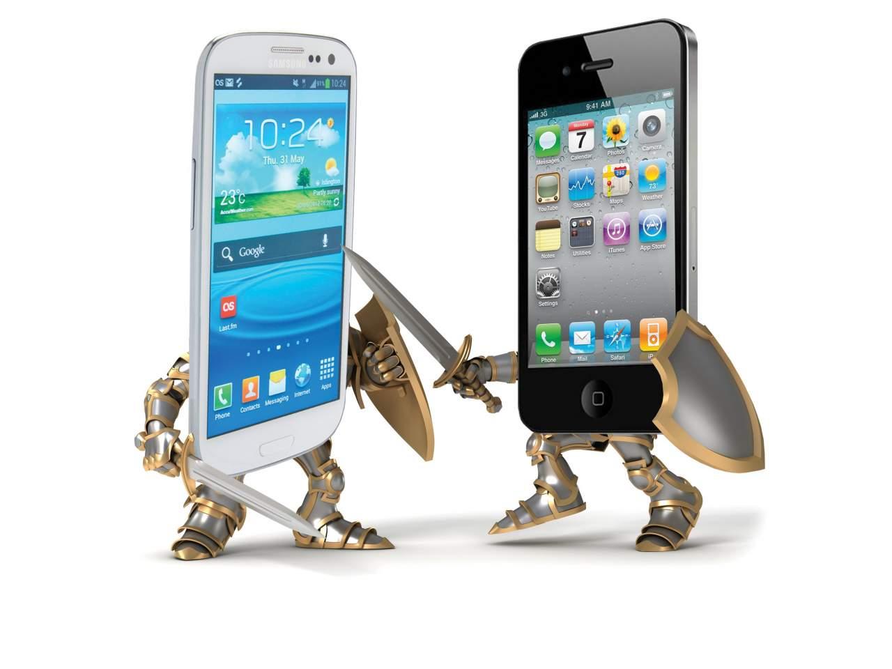Samsung обошел Apple по продажам смартфонов в 2016 году