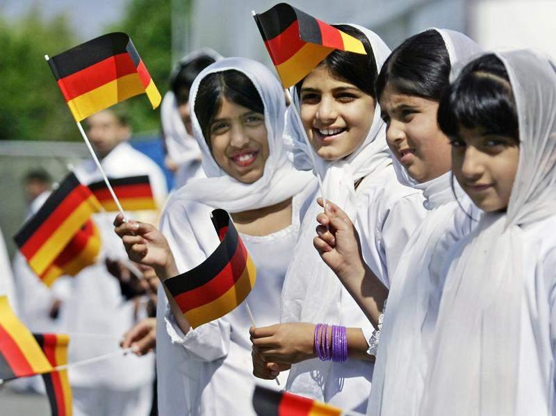 В Германии мигрантов обучат навыкам для восстановления Сирии