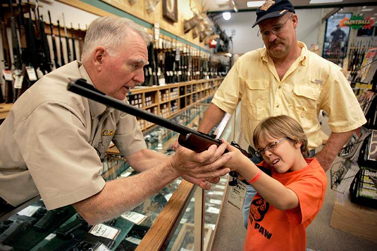 В США поддержали ужесточение закона о продаже оружия