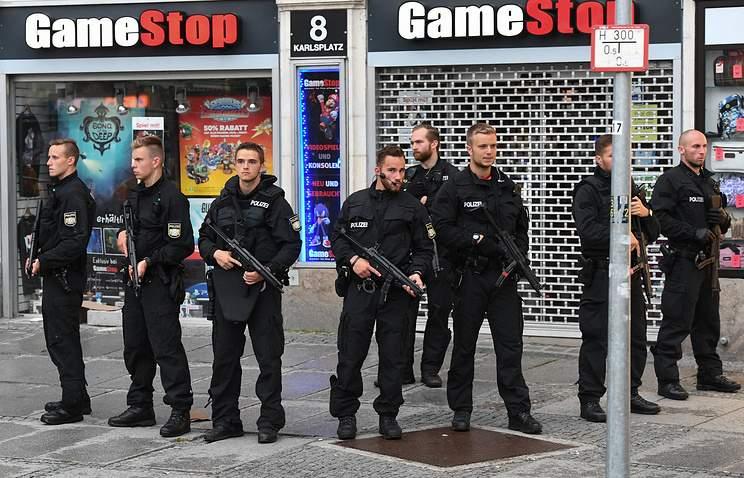 СМИ: Стрелок в Мюнхене в день обстрела ТЦ провалил экзамен