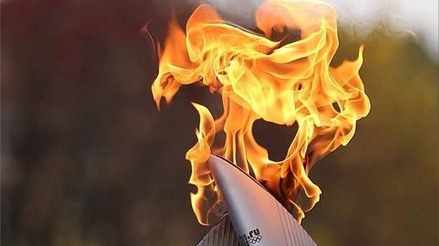 Бразилец попытался украсть олимпийский огонь
