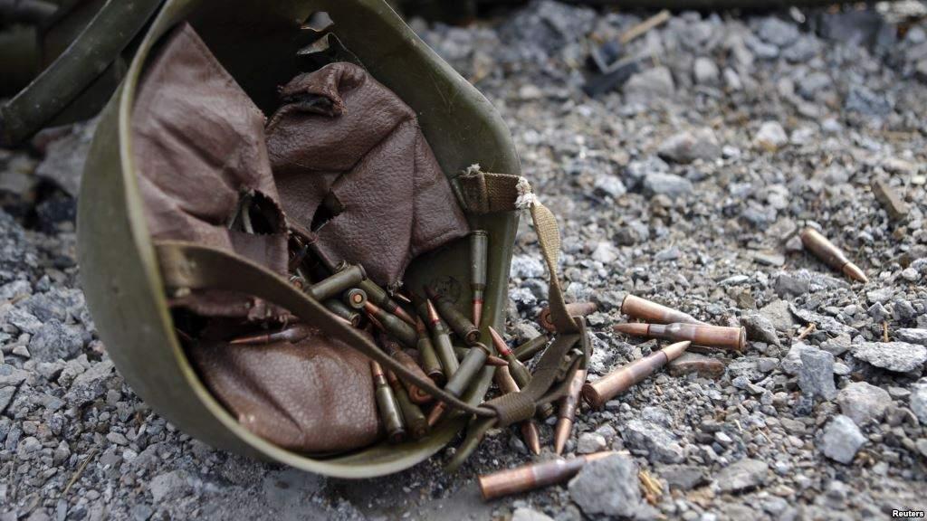 За минувшие сутки в зоне АТО погибли 6 военных
