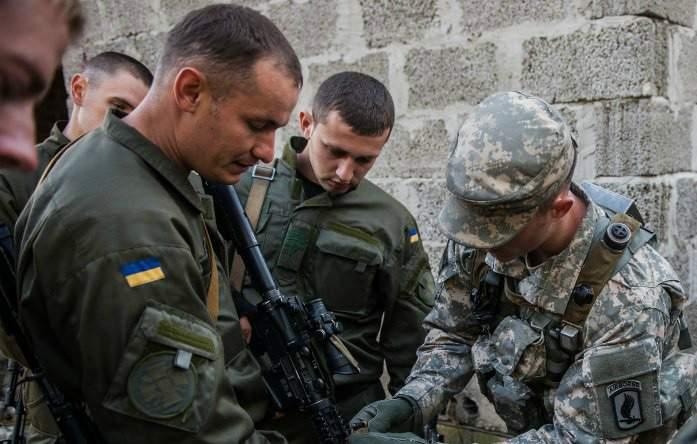 Завтра в Украине пройдут военные подготовки